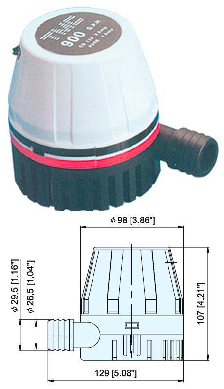 лодочные помпы для воды