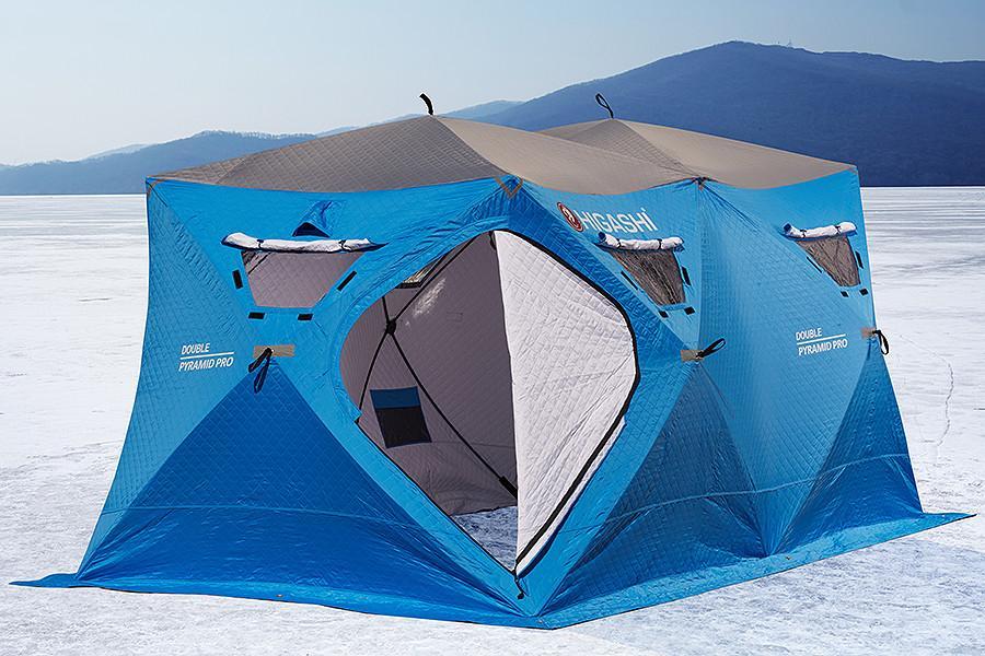 Какая зимняя палатка для рыбалки лучше форум